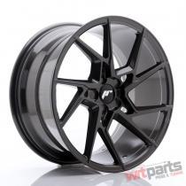 JR Wheels JR33 19x9,  5 ET20-45 5H BLANK Hyper Gray JR3319955X2074HG