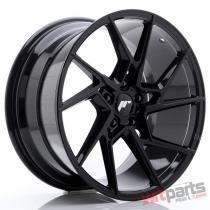 JR Wheels JR33 19x9,  5 ET35 5x120 Glossy Black - JR3319955I3572GB