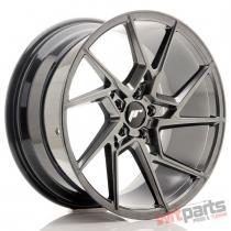 JR Wheels JR33 19x9,  5 ET35 5x120 Hyper Black - JR3319955I3572HB