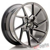 JR Wheels JR33 19x9,  5 ET35-45 5H BLANK Hyper Black - JR3319955X3574HB