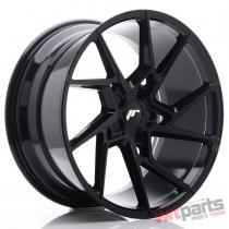 JR Wheels JR33 20x10 ET20-40 5H BLANK Gloss Black - JR3320105X2074GB