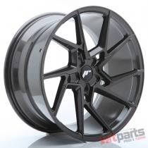 JR Wheels JR33 20x10 ET20-40 5H BLANK Hyper Gray - JR3320105X2074HG