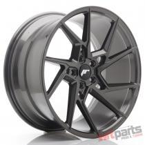 JR Wheels JR33 20x10 ET40 5x112 Hyper Gray JR3320105L4066HG