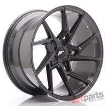 JR Wheels JR33 20x10,  5 ET15-30 5H BLANK Hyper Gray - JR33201055X1574HG