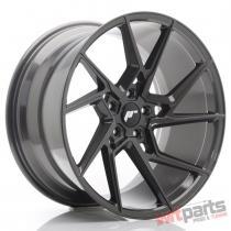 JR Wheels JR33 20x10,  5 ET30 5x120 Hyper Gray - JR33201055I3072HG