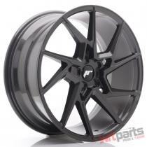 JR Wheels JR33 20x9 ET20-48 5H BLANK Hyper Gray - JR3320905X2074HG