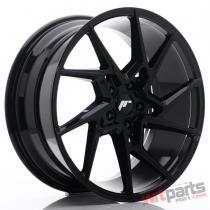 JR Wheels JR33 20x9 ET35 5x120 Glossy Black - JR3320905I3572GB