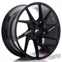 JR Wheels JR33 20x9 ET40-48 5H BLANK Gloss Black JR3320905X4074GB