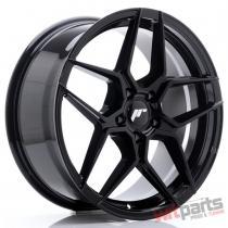 JR Wheels JR34 18x8 ET42 5x112 Glossy Black JR3418805L4266GB
