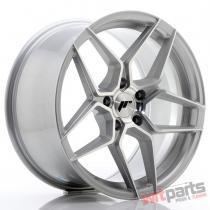 JR Wheels JR34 18x9 ET35 5x120 Silver Machined Face - JR3418905I3572SM