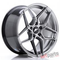 JR Wheels JR34 18x9 ET42 5x112 Hyper Black - JR3418905L4266HB