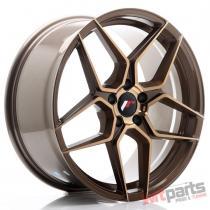 JR Wheels JR34 19x8,  5 ET35 5x112 Platinum Bronze - JR3419855L3566BZP