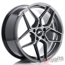 JR Wheels JR34 19x8,  5 ET40 5x112 Hyper Black - JR3419855L4066HB