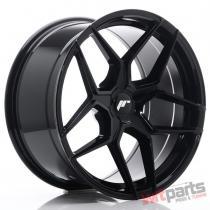 JR Wheels JR34 19x9,  5 ET35-40 5H BLANK Gloss Black - JR3419955X3574GB