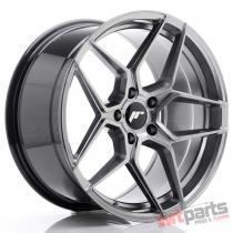 JR Wheels JR34 19x9,  5 ET40 5x112 Hyper Black - JR3419955L4066HB