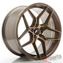 JR Wheels JR34 19x9,  5 ET40 5x112 Platinum Bronze - JR3419955L4066BZP
