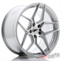 JR Wheels JR34 19x9,  5 ET40 5x112 Silver Machined Face - JR3419955L4066SM