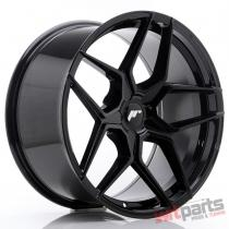 JR Wheels JR34 20x10 ET20-40 5H BLANK Gloss Black - JR3420105X2074GB
