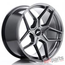 JR Wheels JR34 20x10 ET20-40 5H BLANK Hyper Black - JR3420105X2074HB