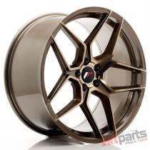 JR Wheels JR34 20x10 ET40 5x120 Platinum Bronze - JR3420105I4072BZP