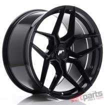 JR Wheels JR34 20x10,  5 ET20-35 5H BLANK Gloss Black - JR34201055X2074GB