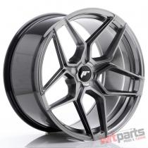 JR Wheels JR34 20x10,  5 ET20-35 5H BLANK Hyper Black JR34201055X2074HB