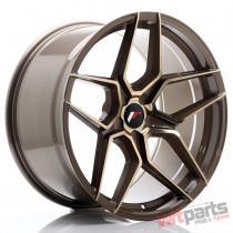 JR Wheels JR34 20x10,  5 ET20-35 5H BLANK Platinum Bronze JR34201055X2074BZP