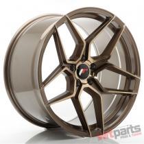 JR Wheels JR34 20x10,  5 ET35 5x120 Platinum Bronze - JR34201055I3572BZP