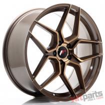JR Wheels JR34 20x9 ET35 5x112 Platinum Bronze JR3420905L3566BZP
