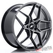 JR Wheels JR34 20x9 ET35 5x120 Hyper Black - JR3420905I3572HB