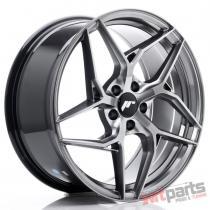 JR Wheels JR35 19x8,  5 ET35 5x120 Hyper Black - JR3519855I3572HB