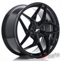 JR Wheels JR35 19x8,  5 ET35-45 5H BLANK Gloss Black JR3519855X3574GB
