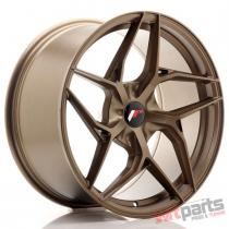 JR Wheels JR35 19x9,  5 ET20-45 5H BLANK Bronze JR3519955X2074BZ