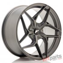 JR Wheels JR35 19x9,  5 ET20-45 5H BLANK Matt Gun Metal JR3519955X2074GMM