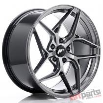 JR Wheels JR35 19x9,  5 ET35 5x120 Hyper Black - JR3519955I3572HB