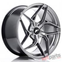 JR Wheels JR35 19x9,  5 ET35-45 5H BLANK Hyper Black - JR3519955X3574HB