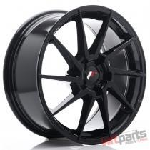 JR Wheels JR36 18x8 ET20-52 5H BLANK Gloss Black - JR3618805X2074GB