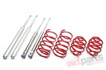 Sport suspension kit BMW 3er type E30,  adjustable  - HBM005/1