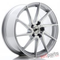 JR Wheels JR36 18x8 ET45 5x112 Silver Brushed Face - JR3618805L4566SBF