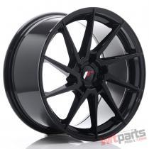 JR Wheels JR36 18x9 ET20-48 5H BLANK Gloss Black - JR3618905X2074GB