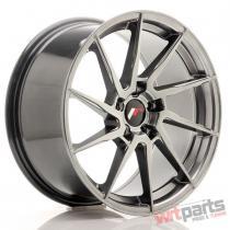 JR Wheels JR36 18x9 ET45 5x114.3 Hyper Black - JR3618905H4574HB