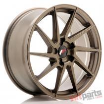 JR Wheels JR36 19x8,  5 ET20-50 5H BLANK Matt Bronze - JR3619855X2074MBZ