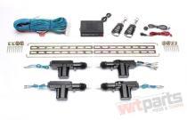 Inchidere centralizata cu 2 telecomenzi metalice Ta-Technix 68ZV01