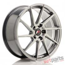 JR Wheels JR36 19x8,  5 ET35 5x120 Hyper Black - JR3619855I3572HB