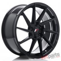 JR Wheels JR36 19x8,  5 ET40 5x112 Gloss Black - JR3619855L4066GB