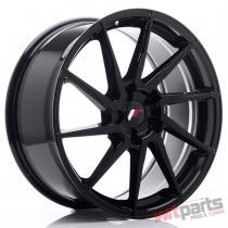JR Wheels JR36 19x8,  5 ET40-50 5H BLANK Gloss Black JR3619855X4074GB