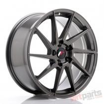JR Wheels JR36 19x8,  5 ET45 5x112 Hyper Gray JR3619855L4566HG