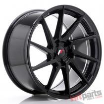JR Wheels JR36 19x9,  5 ET20-45 5H BLANK Gloss Black JR3619955X2074GB