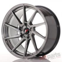 JR Wheels JR36 19x9,  5 ET20-45 5H BLANK Hyper Gray - JR3619955X2074HG