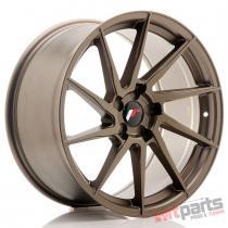 JR Wheels JR36 19x9,  5 ET20-45 5H BLANK Matt Bronze JR3619955X2074MBZ